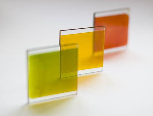 UK-based company Oxford Photovoltaics is developing thin-film solar technology that can be printed directly onto glass to enable large-scale use in commercial buildings.   (Source: Oxford Photovoltaics)