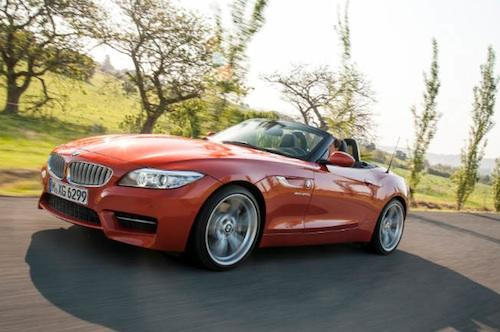 The BMW Group recommends Standox coatings and other products for repairs of its vehicles, such as the BMW Z4 shown here. Axalta Coating Systems, formerly DuPont Performance Coatings, is the maker of Standox liquid automotive refinish coatings, which are well known in Europe.   (Source: BMW Group)
