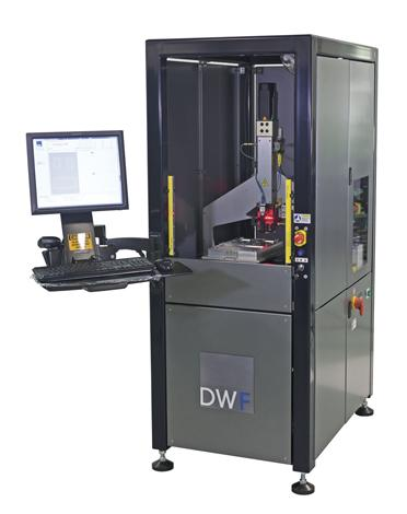 The M1500 Micro Fastener System automatically installs microPEM TackSerts and TackPins, as well as micro rivets, and other micro fasteners.