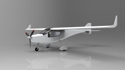 Makerplane uses Google Hangouts to work through their design issues.
