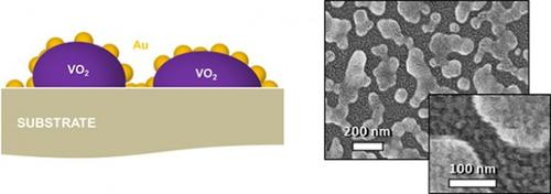 Vanderbilt University's nanoscale optical switch. (Source: Vanderbilt University)
