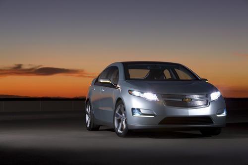 Chevy Volt garnered average reviews from owners. Reliability problems included its electrical system.  (Source: Chevrolet)