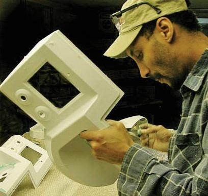 Compared to injection molding or blow molding, twin-sheet thermoforming can reduce tooling costs by up to 90% and cut tooling development time in half.