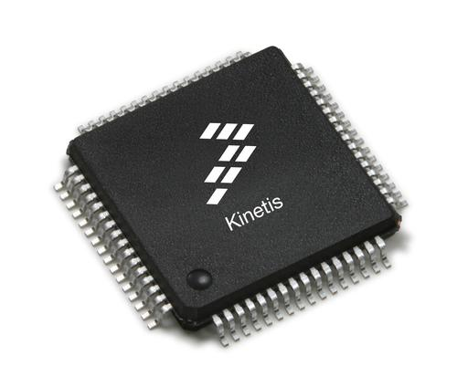 Freescale's K2 series of Kinetis processors aims to simplify embedded software development.   (Source: Freescale Semiconductor)