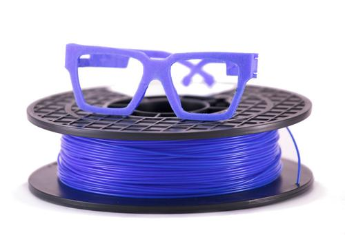 MadeSolid's PET+ is not only strong like ABS and easier to use like PLA, it's also more flexible than either and recyclable. 