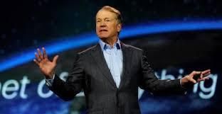 January 7, 2014: John Chambers predicts massive financial impact of IoT At a keynote address at the Consumer Electronics Show, Chambers, chairman and CEO of Cisco Systems, said the value of the evolving Internet of Things -- or Internet of Everything, as Cisco calls it -- will reach $19 trillion by 2017. He said 2014 will be the IoT's breakout year. (Source: Cisco Systems)