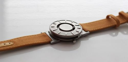 Eone Timepieces' The Bradley.  (Source: KickStarter)