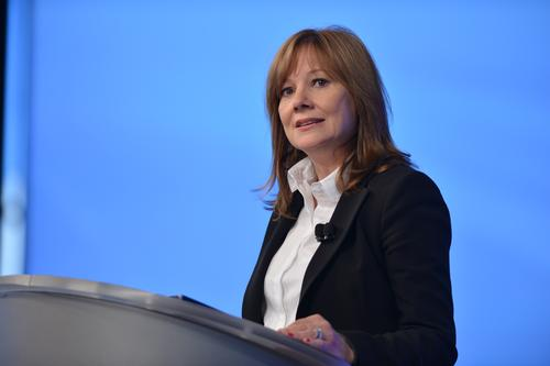 GM CEO Mary Barra said that the Valukas report