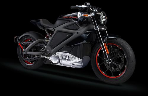 Harley-Davidson will test its prototype electric motorcycles in a US tour down Route 66.   (Source: Harley-Davidson)