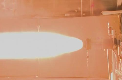 Aerojet Rocketdyne has built and successfully hot-fire tested an entire 3D-printed rocket engine. The Baby Bantam demonstration engine was made entirely with additive manufacturing, which reduced part count from dozens of components to only three. Total design and manufacturing times were cut from over a year to just a couple of months, and costs were reduced by about 65%.  (Source: Aerojet Rocketdyne)