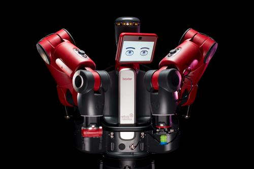 Rethink Robotics' Baxter.   (Source: Rethink Robotics)