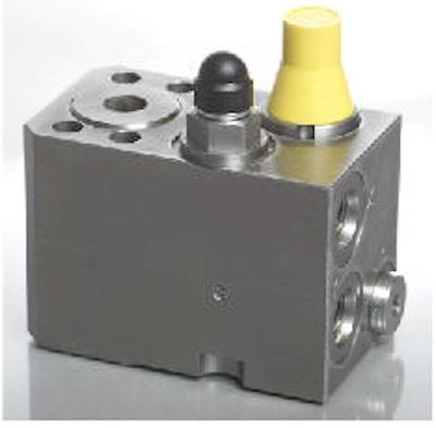 Figure 1. Custom valves created at Bucher Hydraulics.   (Source: Bucher Hydraulics)