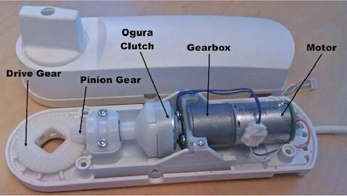 System cutaway.