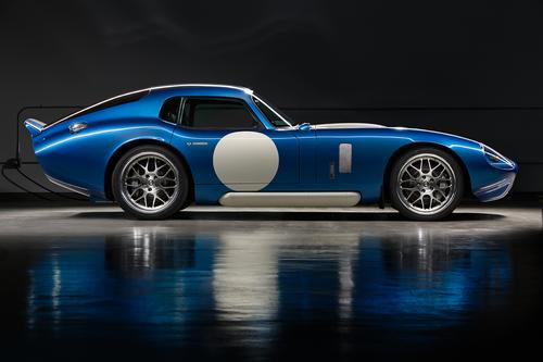 Renovo Motors' Coupe will cost $529,000 and will feature a 0-60 mph time of 3.4 seconds.(Source: Renovo Motors)