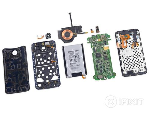 Motorola Nexus 6 Repairability Score: 7 out of 10 (10 is easiest to repair). Let's see how we got here, shall we?