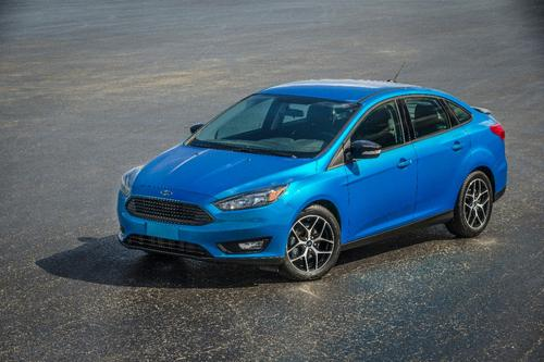 Ford's 2015 Focus will offer a stability control system that recognizes a spin-out before it happens.   (Source: Ford Motor Co.)