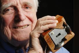 Douglas Carl Engelbart was an American engineer and inventor, and an early computer and Internet pioneer. He is best known for his work on human-computer interaction, particularly at SRI International's Augmentation Research Center Lab where he developed the computer mouse, hypertext, networked computers, and precursors to graphical user interfaces.   (Source: telepresenceoptions.com)