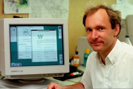 The World Wide Web was developed in 1989 by English computer scientist Timothy Berners-Lee to enable information to be shared among internationally dispersed teams of researchers at the European Laboratory for Particle Physics near Geneva, Switzerland. It subsequently became a platform for related software development, and the numbers of linked computers and users grew rapidly to support a variety of endeavors, including a large business marketplace.   (Source: plyojump.com)