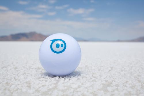 Sphero's design and mechanics and open source software could break spherical robots into the mainstream.   (Source: Orbotix)