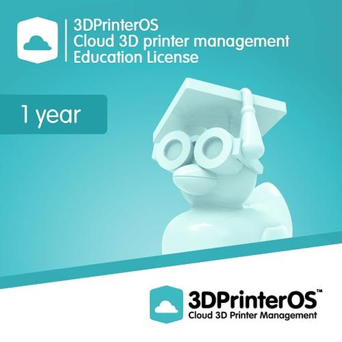 3DPrinterOS recently unveiled educational licenses with bundles of software to manage 3D printing across campuses.  (Source: 3DPrinterOS)