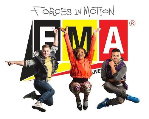 The FMA Live! program was created by NASA and Honeywell in 2004 and uses hip-hop music and dancing to show how physics plays a role in everyday life. The latest show, 'Forces of Nature,' features Isaac Newton's laws of motion and gravity and is currently playing at Midwest middle schools for its fall 2015 tour.  (Source: FMA Live!)