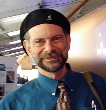 RP Siegel, Contributing Writer