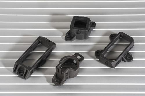 Additively manufactured clips for Rolls-Royce Phantom production cars