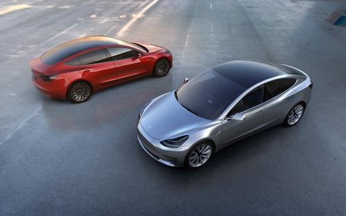 Lux Research predicts that Tesla's Model 3 could account for as much as 30% of the EV battery market by 2020. 