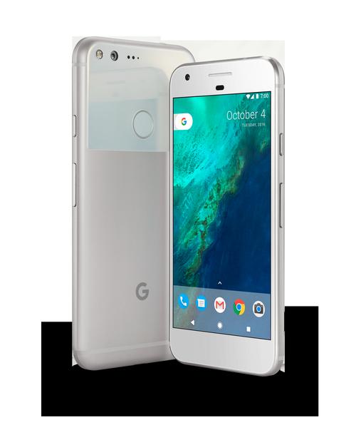 Google Pixel (Image source: Google)
