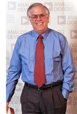 Jerry Fishman, Analog Devices CEO 1945-2013