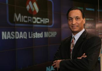 Microchip CEO Steve Sanghi: 'In China, when you sign a contract, it means nothing.'