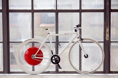 The Copenhagen Wheel from Superpedestrian is designed to turn any bicycle into an energy harvester via regenerative braking.