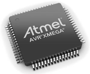 An Atmel AVR XMEGA microcontroller offering high integration and low power consumption for 8/16-bit MCU applications.
