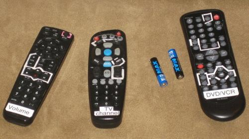 So simple, so commonplace, yet these remotes and their batteries almost had me going down a wrong troubleshooting path, due to my own quick 'jump to conclusion.'