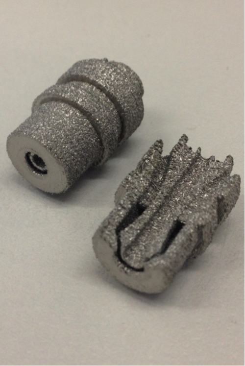 Additive manufacturing brings a titanium nozzle to life fast and at a lower price. 