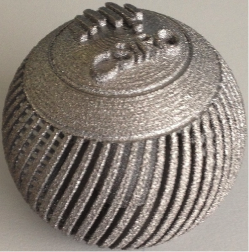Caption: Shift knob V1.0   (Source: CSIRO)