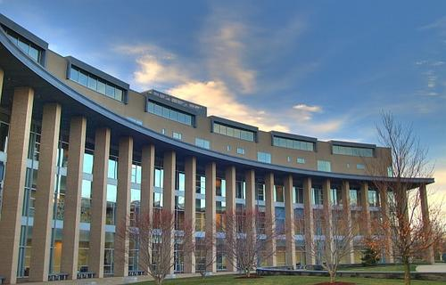 Olin College of Engineering, located in Needham, Mass.