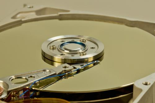 The Changing Face of Computer Storage