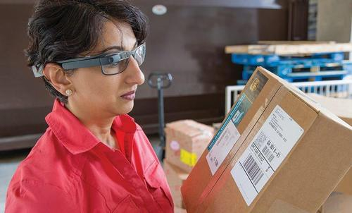 UPS has begun to integrate wearable devices such as eyewear with its supply chain operations.