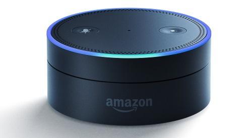 Amazon Echo Dot. Source: Amazon