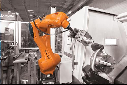 Image courtesy: KUKA Robotics
