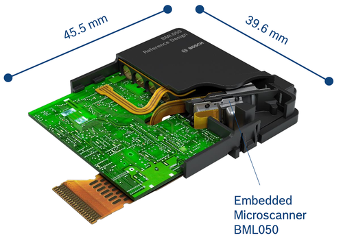 3-D Interactive Projection Redefines MEMS