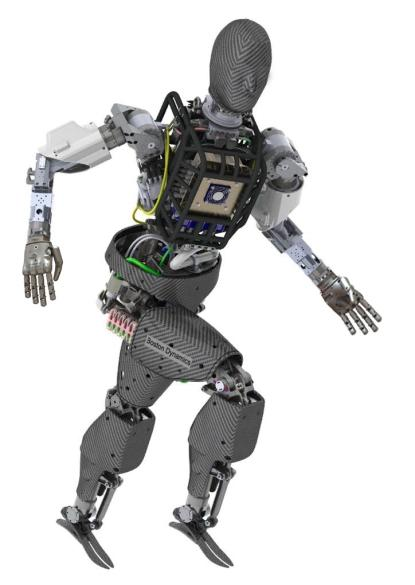 DARPA-funded robots of all different styles will join the Robotic Challenge fray for the real-world phase. Now that the Virtual Robotics Challenge (VRC) has taken place, those winners of each use the DARPA supplied Atlas robot (pictured).  (Source: DARPA)