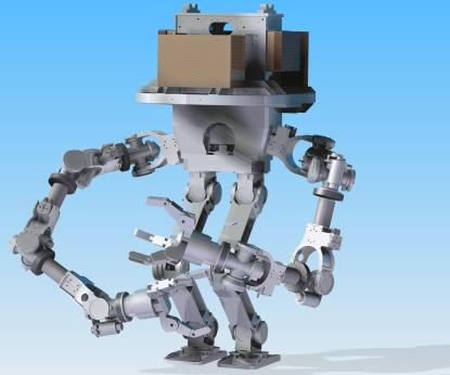SCHAFT Inc. (Japan) created the biped HRP-2 based on software kernel that manages modules for recognition, planning, and motion.  (Source: DARPA)