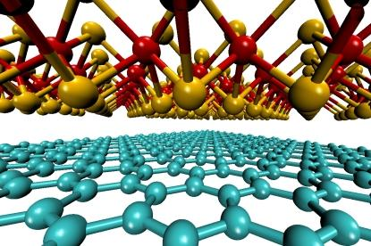 MIT researchers use computer simulations to shuffle through different materials in the search for the thinnest possible solar cells. (Source: MIT)