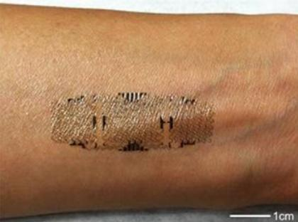 Researchers have demoed working circuits applied like tattoos.