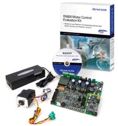Renesas RX600 Motor Control Evaluation Kit.