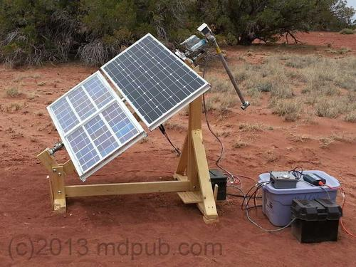 diy motorized solar tracking using an mbed ee times
