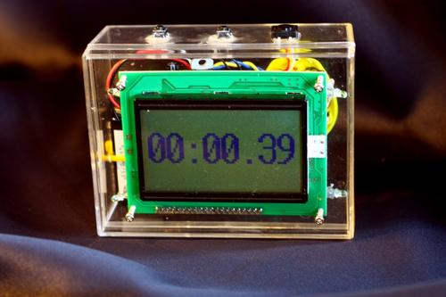 Arduino LCD Count Down Timer Clock - Brilliantly