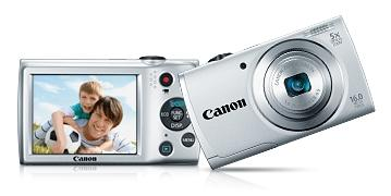 The basic point-and-shoot digital camera market has fallen on hard times due to pressure from smartphone-based imaging.  (Source: Canon USA, Inc).